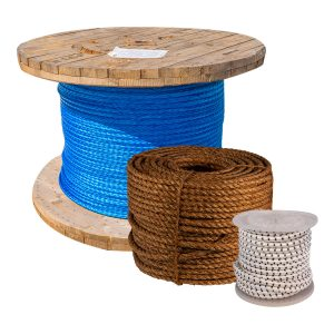 Ropes and Cordages